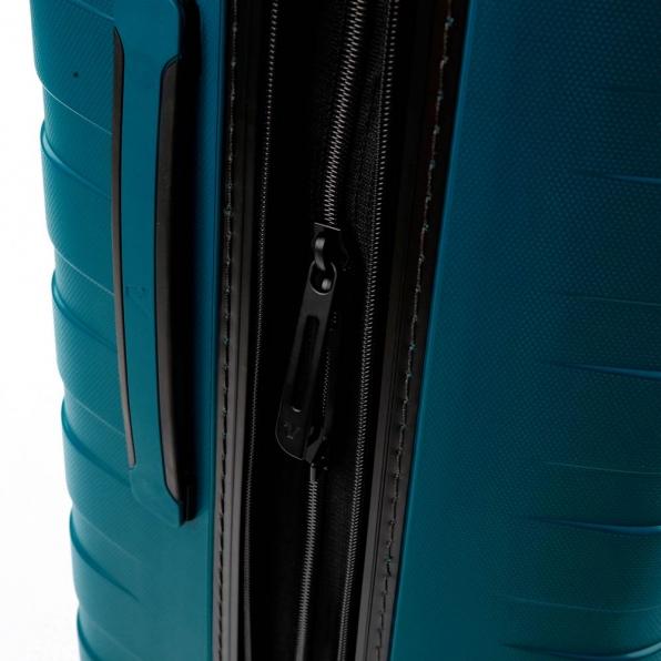خرید و قیمت چمدان رونکاتو ایتالیا مدل باکس 4 سایز بزرگ رنگ مشکی رونکاتو ایران  – roncatoiran BOX 4.0 CABIN SIZE RONCATO ITALY 55610188 5