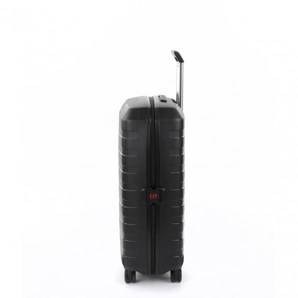 قیمت چمدان رونکاتو ایتالیا مدل باکس 4 سایز متوسط رنگ مشکی رونکاتو ایران  – roncatoiran BOX 4.0 CABIN SIZE RONCATO ITALY 55620101  2