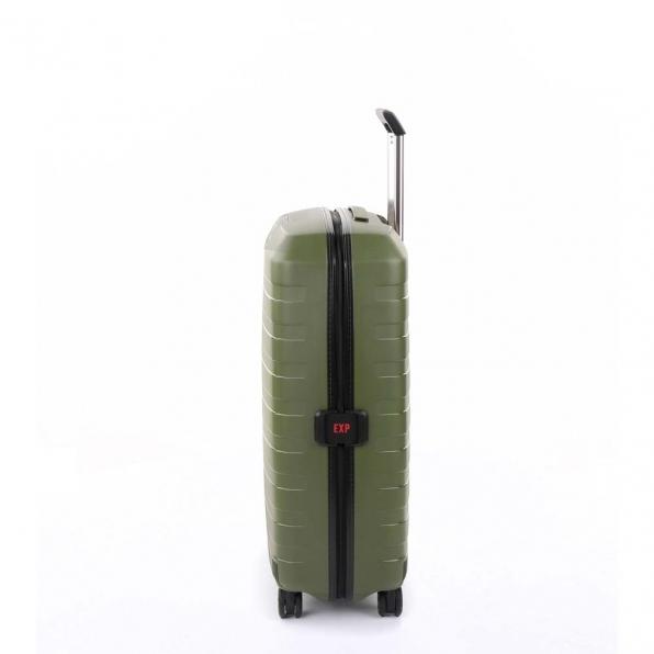 قیمت و خرید چمدان رونکاتو ایران مدل باکس 4 سایز متوسط رنگ سبز رونکاتو ایتالیا  – roncatoiran BOX 4.0 CABIN SIZE RONCATO ITALY 55620157  2
