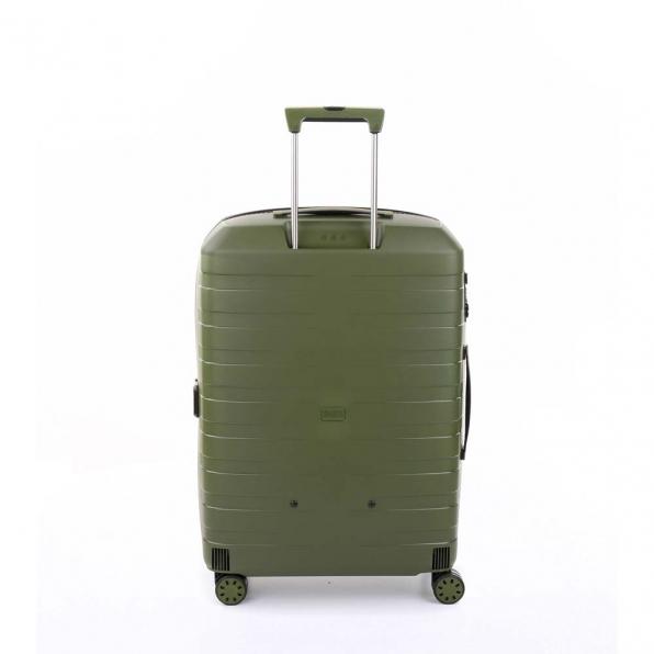 قیمت و خرید چمدان رونکاتو ایران مدل باکس 4 سایز متوسط رنگ سبز رونکاتو ایتالیا  – roncatoiran BOX 4.0 CABIN SIZE RONCATO ITALY 55620157  3
