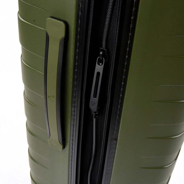 قیمت و خرید چمدان رونکاتو ایران مدل باکس 4 سایز متوسط رنگ سبز رونکاتو ایتالیا  – roncatoiran BOX 4.0 CABIN SIZE RONCATO ITALY 55620157  5