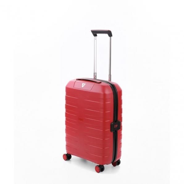 قیمت و خرید چمدان رونکاتو ایتالیا مدل باکس 4 رونکاتو ایران سایز کابین رنگ قرمز – roncatoiran BOX 4.0 CABIN SIZE RONCATO ITALY 55630109  1