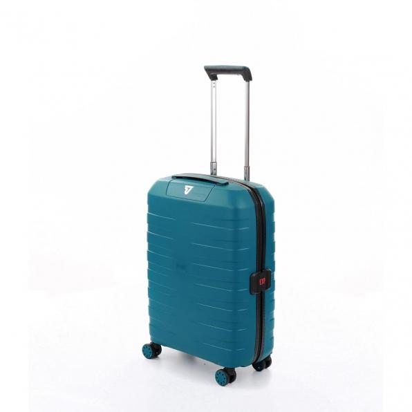 قیمت و خرید چمدان رونکاتو ایتالیا مدل باکس 4 رونکاتو ایران سایز کابین رنگ آبی  – roncatoiran BOX 4.0 CABIN SIZE RONCATO ITALY 55630188  1
