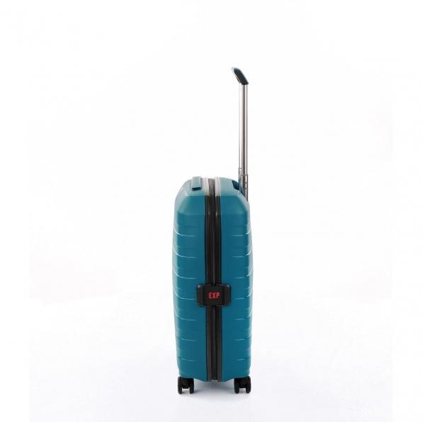 قیمت و خرید چمدان رونکاتو ایتالیا مدل باکس 4 رونکاتو ایران سایز کابین رنگ آبی  – roncatoiran BOX 4.0 CABIN SIZE RONCATO ITALY 55630188  2