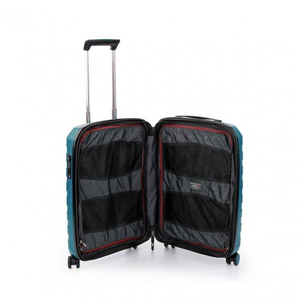 قیمت و خرید چمدان رونکاتو ایتالیا مدل باکس 4 رونکاتو ایران سایز کابین رنگ آبی  – roncatoiran BOX 4.0 CABIN SIZE RONCATO ITALY 55630188  4