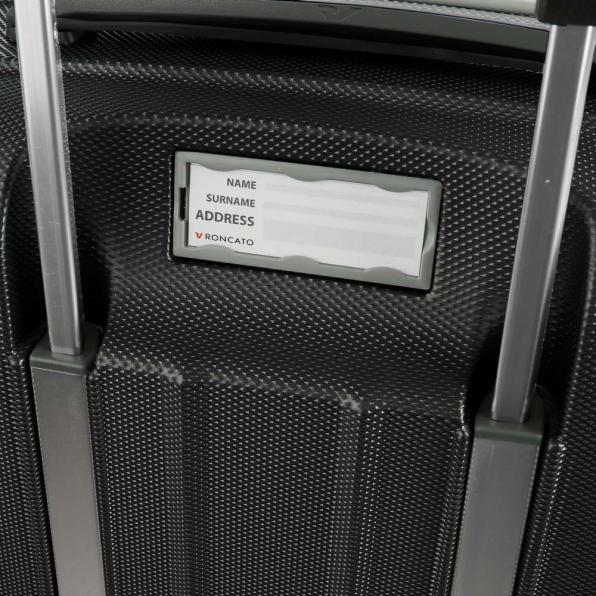 خرید و قیمت چمدان رونکاتو ایران مدل اونو اس ال سایز بزرگ رنگ مشکی ایتالیا – roncatoiran UNO SL RONCATO ITALY 56110101 5