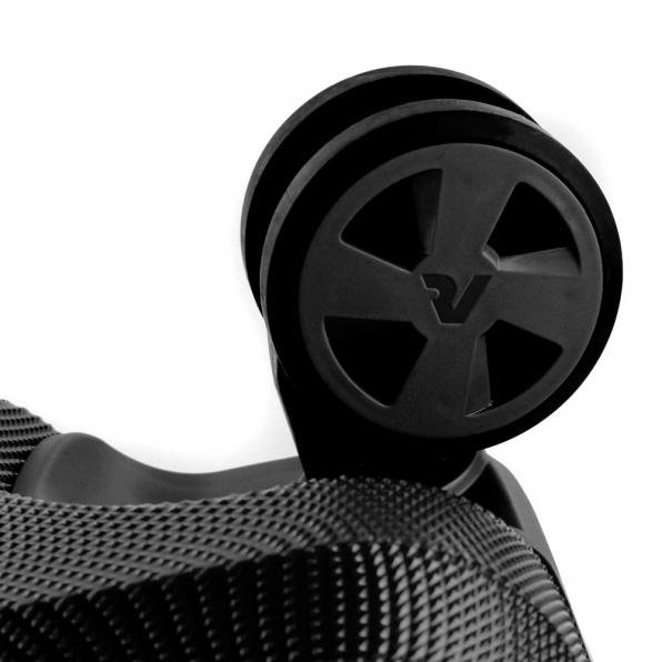 خرید و قیمت چمدان رونکاتو ایران مدل اونو اس ال سایز بزرگ رنگ مشکی ایتالیا – roncatoiran UNO SL RONCATO ITALY 56110101 6