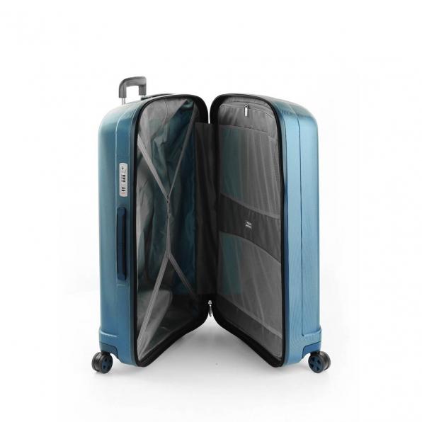 خرید و قیمت چمدان رونکاتو ایران مدل اونو اس ال سایز بزرگ رنگ آبی ایتالیا – roncatoiran UNO SL RONCATO ITALY 56110168 2