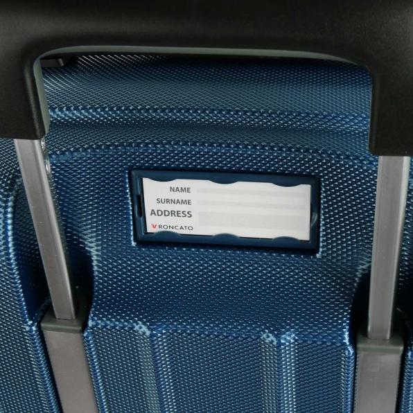 خرید و قیمت چمدان رونکاتو ایران مدل اونو اس ال سایز بزرگ رنگ آبی ایتالیا – roncatoiran UNO SL RONCATO ITALY 56110168 5