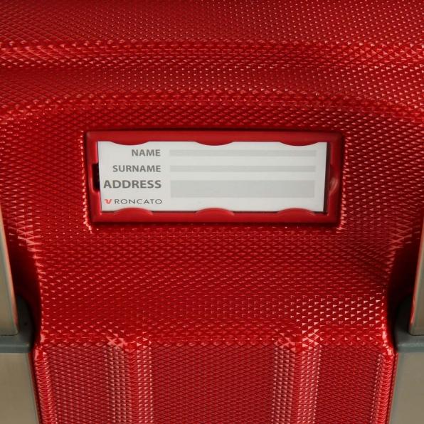 خرید و قیمت چمدان رونکاتو ایران مدل اونو اس ال سایز بزرگ رنگ قرمز ایتالیا – roncatoiran UNO SL RONCATO ITALY 56110169 5