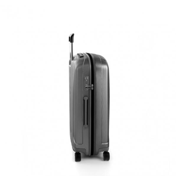 خرید و قیمت چمدان رونکاتو ایران مدل یونیکا سایز متوسط رنگ نوک مدادی ایتالیا – roncatoiran UNICA RONCATO ITALY 56120122 1