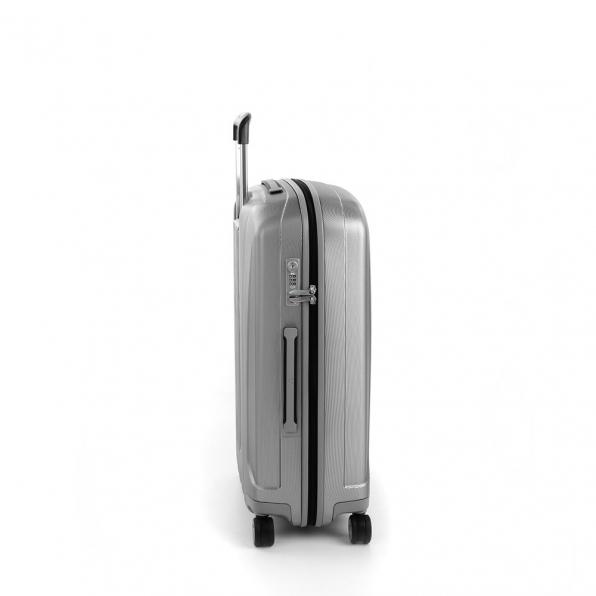 خرید و قیمت چمدان رونکاتو ایران مدل یونیکا سایز متوسط رنگ خاکستری ایتالیا – roncatoiran UNICA RONCATO ITALY 56120125 1