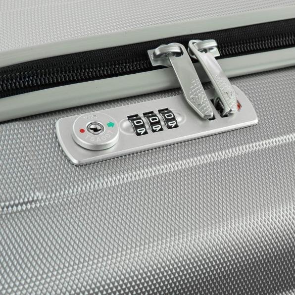 خرید و قیمت چمدان رونکاتو ایران مدل یونیکا سایز متوسط رنگ خاکستری ایتالیا – roncatoiran UNICA RONCATO ITALY 56120125 4