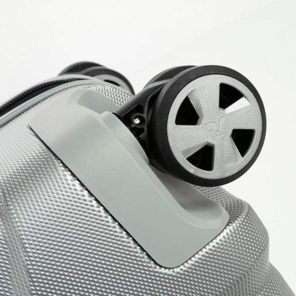 خرید و قیمت چمدان رونکاتو ایران مدل یونیکا سایز متوسط رنگ خاکستری ایتالیا – roncatoiran UNICA RONCATO ITALY 56120125 6