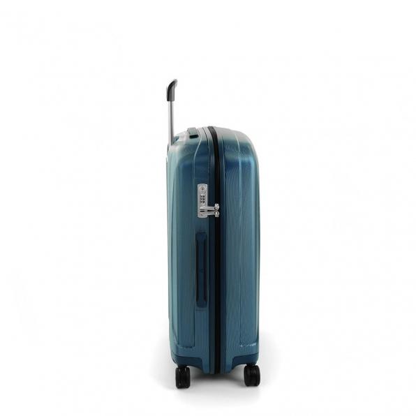 خرید و قیمت چمدان رونکاتو ایران مدل یونیکا سایز متوسط رنگ آبی ایتالیا – roncatoiran UNICA RONCATO ITALY 56120168 1