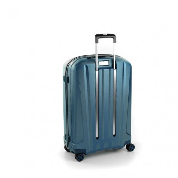 خرید و قیمت چمدان رونکاتو ایران مدل یونیکا سایز متوسط رنگ آبی ایتالیا – roncatoiran UNICA RONCATO ITALY 56120168 3