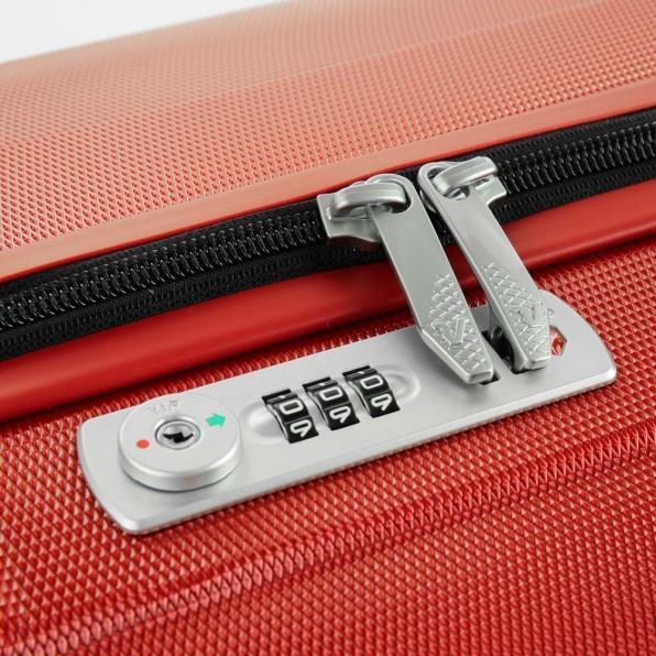 خرید و قیمت چمدان رونکاتو ایران مدل یونیکا سایز متوسط رنگ قرمز ایتالیا – roncatoiran UNICA RONCATO ITALY 56120169 3