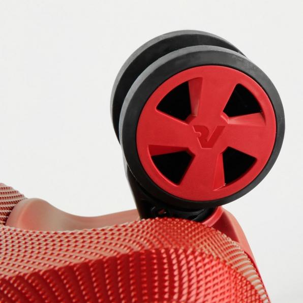 خرید و قیمت چمدان رونکاتو ایران مدل یونیکا سایز متوسط رنگ قرمز ایتالیا – roncatoiran UNICA RONCATO ITALY 56120169 5