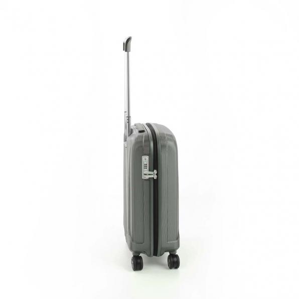 خرید و قیمت چمدان مدل یونیکا رونکاتو ایتالیا سایز کابین رنگ نوک مدادی ایران– roncatoiran UNICA RONCATO ITALY 56130122 1