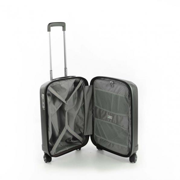خرید و قیمت چمدان مدل یونیکا رونکاتو ایتالیا سایز کابین رنگ نوک مدادی ایران– roncatoiran UNICA RONCATO ITALY 56130122 2