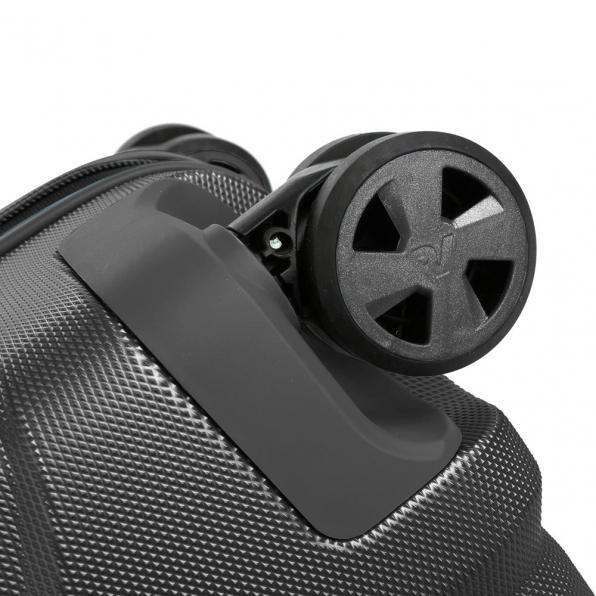 خرید و قیمت چمدان مدل یونیکا رونکاتو ایتالیا سایز کابین رنگ نوک مدادی ایران– roncatoiran UNICA RONCATO ITALY 56130122 6