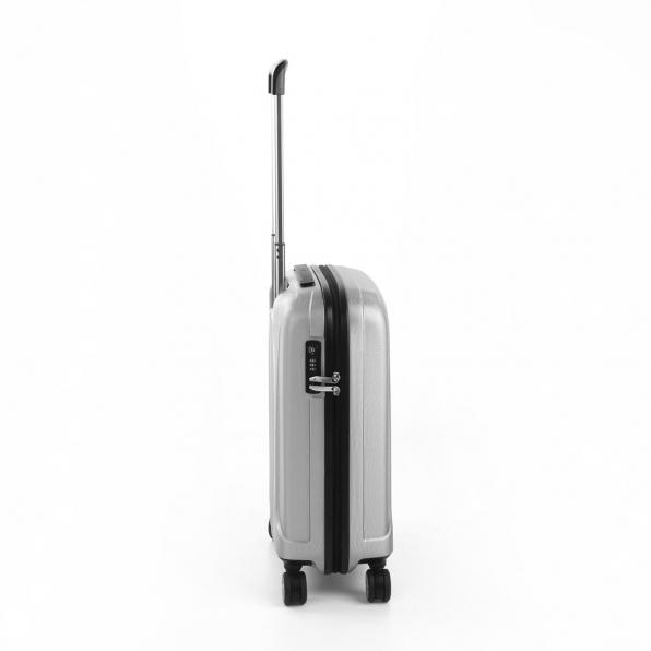 خرید و قیمت چمدان مدل یونیکا رونکاتو ایتالیا سایز کابین رنگ خاکستری ایران– roncatoiran UNICA RONCATO ITALY 56130125 1