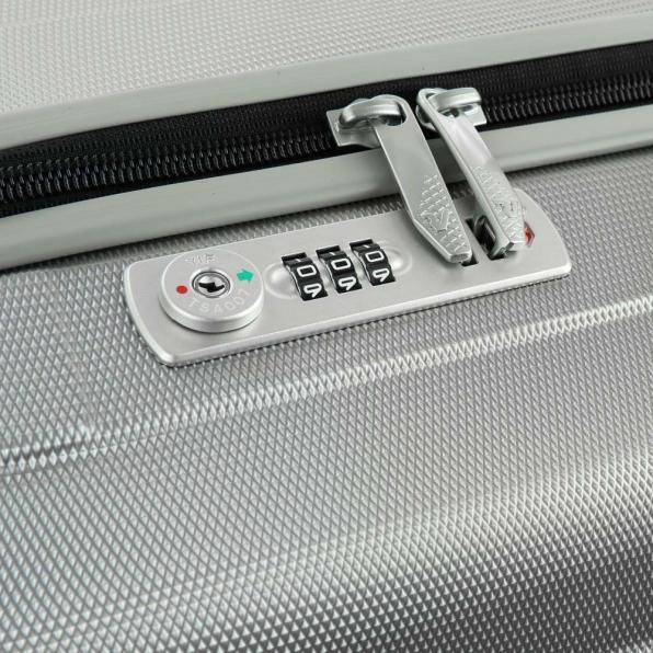خرید و قیمت چمدان مدل یونیکا رونکاتو ایتالیا سایز کابین رنگ خاکستری ایران– roncatoiran UNICA RONCATO ITALY 56130125 4