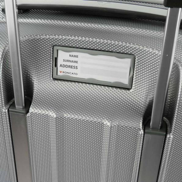 خرید و قیمت چمدان مدل یونیکا رونکاتو ایتالیا سایز کابین رنگ خاکستری ایران– roncatoiran UNICA RONCATO ITALY 56130125 5