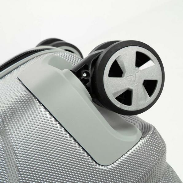 خرید و قیمت چمدان مدل یونیکا رونکاتو ایتالیا سایز کابین رنگ خاکستری ایران– roncatoiran UNICA RONCATO ITALY 56130125 6
