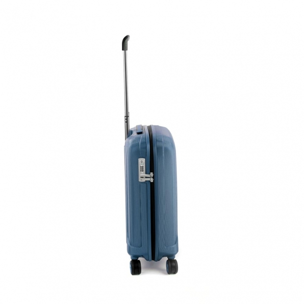 خرید و قیمت چمدان مدل یونیکا رونکاتو ایتالیا سایز کابین رنگ آبی رونکاتو ایران– roncatoiran UNICA RONCATO ITALY 56130168 1
