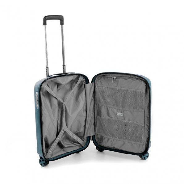 خرید و قیمت چمدان مدل یونیکا رونکاتو ایتالیا سایز کابین رنگ آبی رونکاتو ایران– roncatoiran UNICA RONCATO ITALY 56130168 2
