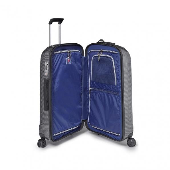 خرید و قیمت چمدان رونکاتو مدل وی گِلَم رونکاتو ایران سایز بزرگ رنگ آبی رونکاتو ایتالیا – roncatoiran WE GLAM RONCATO ITALY 59510122  2