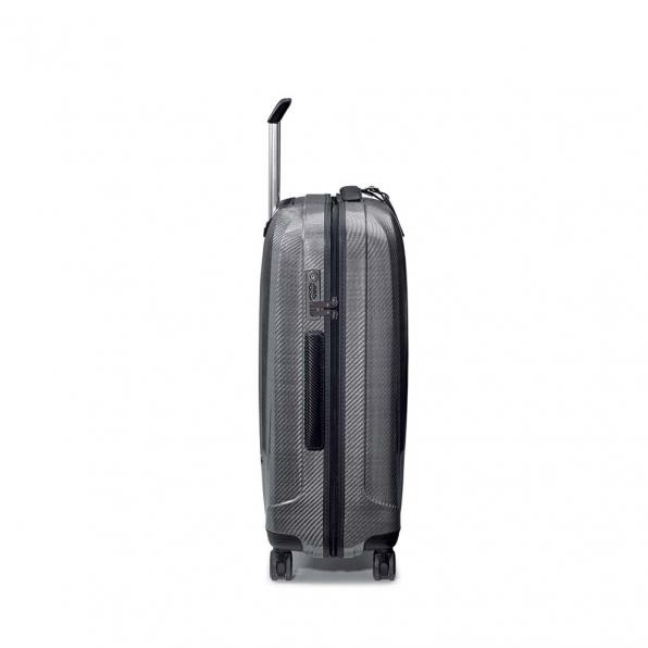 قیمت چمدان رونکاتو مدل وی گِلَم رونکاتو ایران سایز متوسط رنگ خاکستری رونکاتو ایتالیا – roncatoiran WE GLAM RONCATO ITALY 59520162  1