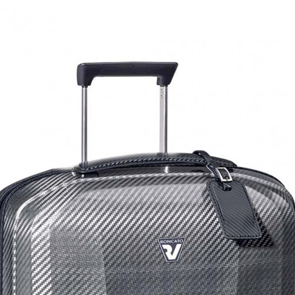 قیمت چمدان رونکاتو مدل وی گِلَم رونکاتو ایران سایز متوسط رنگ خاکستری رونکاتو ایتالیا – roncatoiran WE GLAM RONCATO ITALY 59520162  4