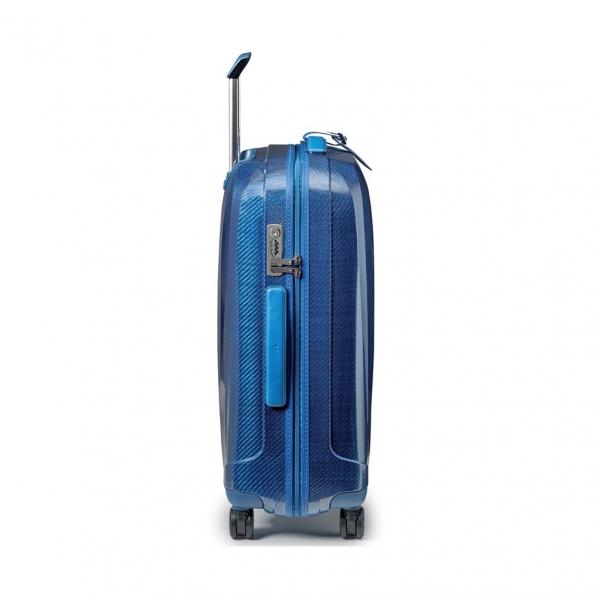 قیمت و خرید چمدان رونکاتو مدل وی گِلَم رونکاتو ایران سایز متوسط رنگ آبی رونکاتو ایتالیا – roncatoiran WE GLAM RONCATO ITALY 59525303  1