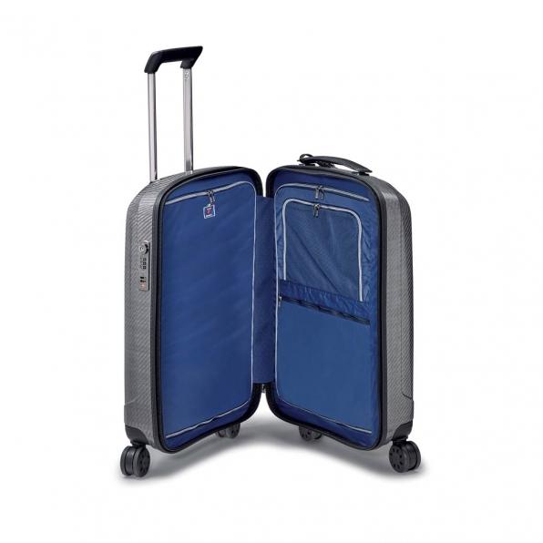 قیمت و خرید چمدان رونکاتو مدل وی گِلَم رونکاتو ایران سایز کابین رنگ خاکستری رونکاتو ایتالیا – roncatoiran WE GLAM RONCATO ITALY 59530162  3