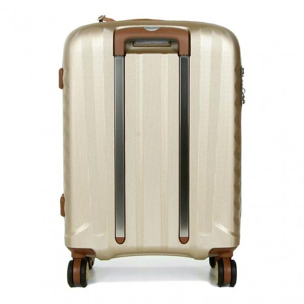 خرید و قیمت چمدان رونکاتو ایران مدل الیت سایز کابین رنگ بژ رونکاتو ایتالیا – roncatoiran E-lite RONCATO ITALY 52230426  10