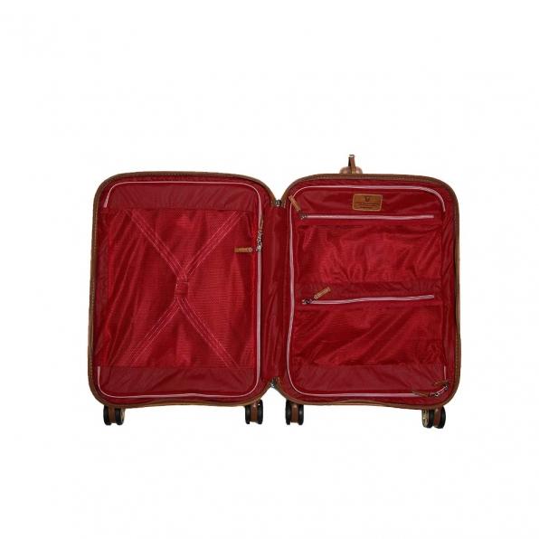 خرید و قیمت چمدان رونکاتو ایران مدل الیت سایز کابین رنگ بژ رونکاتو ایتالیا – roncatoiran E-lite RONCATO ITALY 52230426  8
