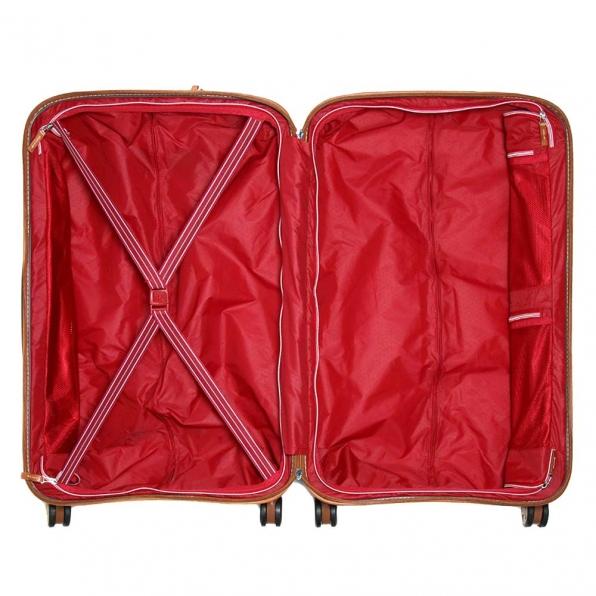 خرید و قیمت چمدان رونکاتو ایران مدل الیت سایز بزرگ رنگ بژ رونکاتو ایتالیا – roncatoiran E-lite RONCATO ITALY 52210426  2