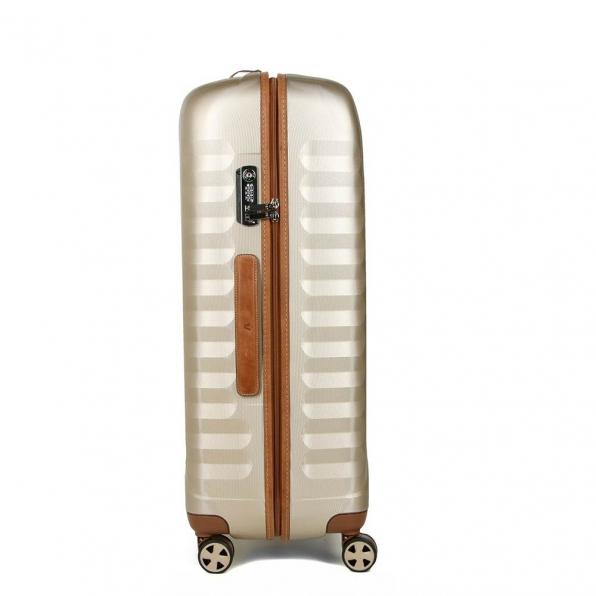 خرید و قیمت چمدان رونکاتو ایران مدل الیت سایز بزرگ رنگ بژ رونکاتو ایتالیا – roncatoiran E-lite RONCATO ITALY 52210426  5