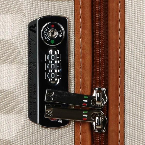 قیمت و خرید چمدان رونکاتو مدل الیت رونکاتو ایران سایز متوسط رنگ بژ رونکاتو ایتالیا – roncatoiran E - LITE RONCATO ITALY 52220426  8