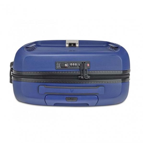 خرید و قیمت چمدان رونکاتو مدل دیباکس رونکاتو ایران رنگ آبی سایز کابین رونکاتو ایتالیا – roncatoiran D-BOX RONCATO ITALY 55538383 5