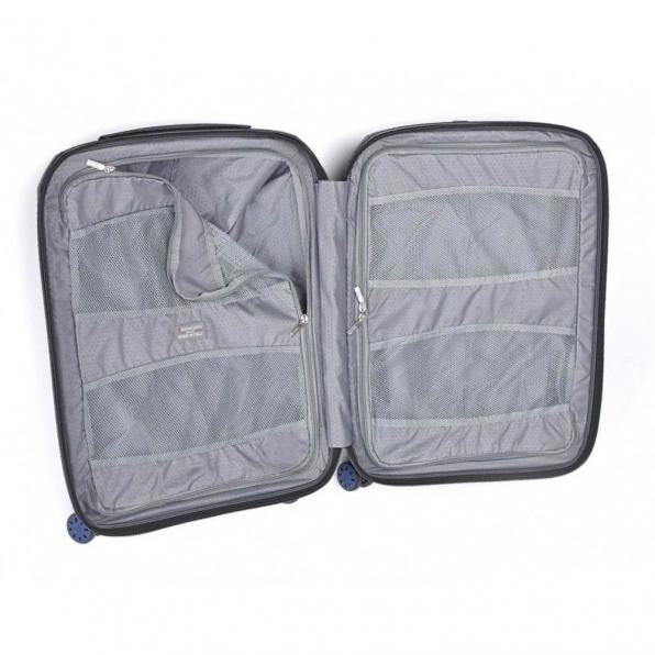 خرید و قیمت چمدان رونکاتو مدل دیباکس رونکاتو ایران رنگ آبی سایز کابین رونکاتو ایتالیا – roncatoiran D-BOX RONCATO ITALY 55538383 6