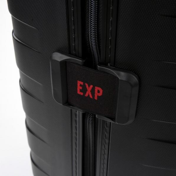 قیمت و خرید چمدان رونکاتو ایتالیا مدل باکس 4 رونکاتو ایران سایز کابین رنگ مشکی – roncatoiran BOX 4.0 CABIN SIZE RONCATO ITALY 55630101  1