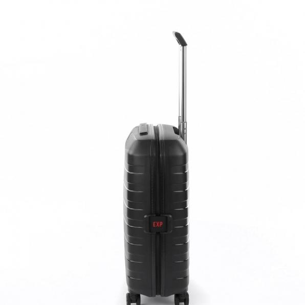 قیمت و خرید چمدان رونکاتو ایتالیا مدل باکس 4 رونکاتو ایران سایز کابین رنگ مشکی – roncatoiran BOX 4.0 CABIN SIZE RONCATO ITALY 55630101  3