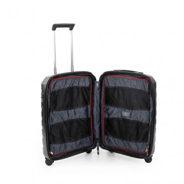 قیمت و خرید چمدان رونکاتو ایتالیا مدل باکس 4 رونکاتو ایران سایز کابین رنگ مشکی – roncatoiran BOX 4.0 CABIN SIZE RONCATO ITALY 55630101  5