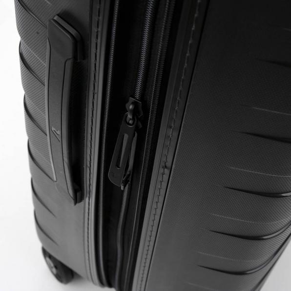 قیمت و خرید چمدان رونکاتو ایتالیا مدل باکس 4 رونکاتو ایران سایز کابین رنگ مشکی – roncatoiran BOX 4.0 CABIN SIZE RONCATO ITALY 55630101  6