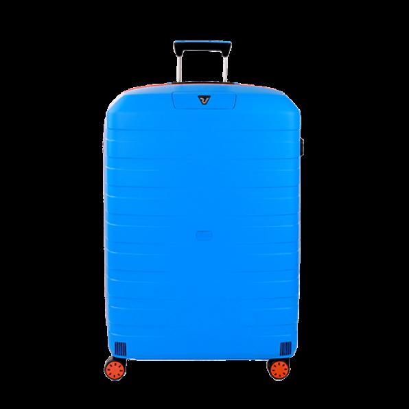 چمدان رونکاتو ایتالیا مدل باکس یانگ سایز بزرگ رنگ آبی رونکاتو ایران –  BOX YOUNG RONCATO ITALY 55411208 roncatoiran