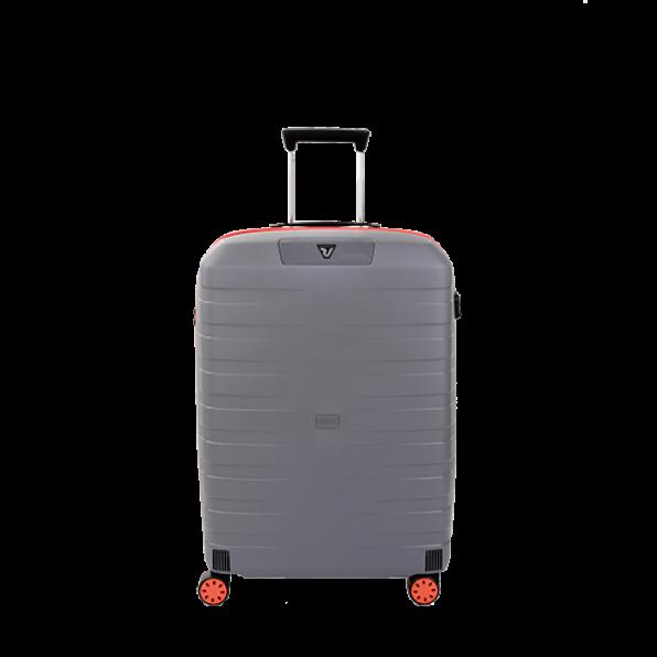 چمدان رونکاتو ایتالیا مدل باکس یانگ سایز متوسط رنگ سبز رونکاتو ایران –  BOX YOUNG MEDIUM RONCATO ITALY 55421220 roncatoiran