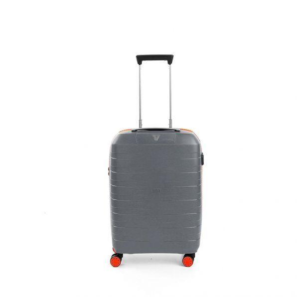 رونکاتو ایران چمدان مدل باکس یانگ سایز کابین رنگ خاکستری رونکاتو ایتالیا – roncatoiran BOX YOUNG CABIN SIZE RONCATO ITALY 55431220